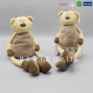 热销玩具毛绒动物长腿毛绒熊玩具