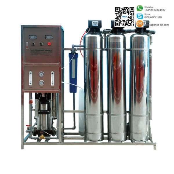 Commercial Reverse Osmosis System ,RO-3000GPD Water Treatment System,500LPH RO System,direct Drinking RO-3000GPD ,pure Water Sys
