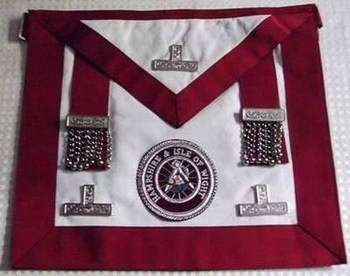 Masonic Regalia Apron