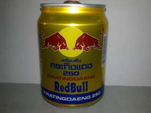 RED BULL ENERGY DRINK 250 ML(Thailand)