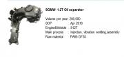VW- EA211 1.4/1.6L Oil separator
