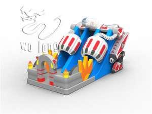 Inflatable Slide-Robot slide