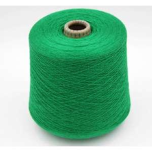 工厂供应24和48一台散装/纯毛亚克力混纺纱纺毛亚克力纱针织机。