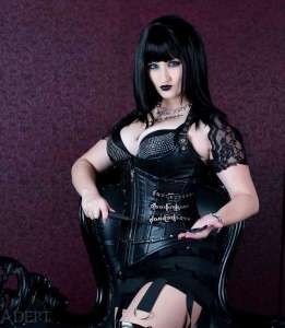 Leather club wear and accessories