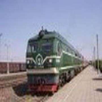 从中国到Netherland的铁路运输