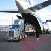 Aircraft service door to door from China to Europe