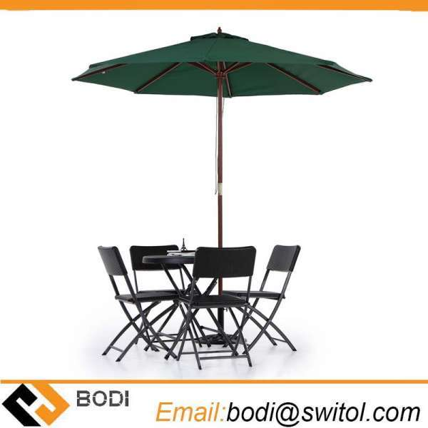 Amazon Ebay Hot Sale Wooden 2.7m Large Patio Table Umbrella Outdoor Cafe Beach Garden Backyard Parasol  sc 1 st  eWorldTrade & Amazon Ebay Hot Sale Wooden 2.7m Large Patio Table Umbrella Outdoor ...