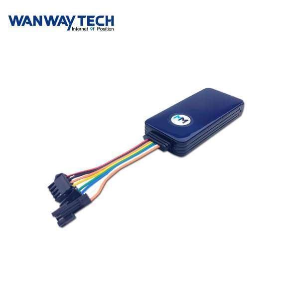 WanWayTech GPS Tracker G19S Remote Cut-off Engine
