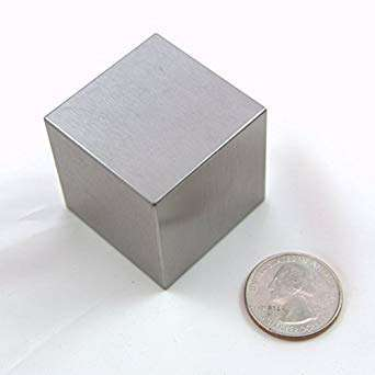 Tungsten cubes / squares for counter weight