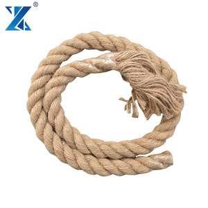 廉价黄麻纤维材料扭绳