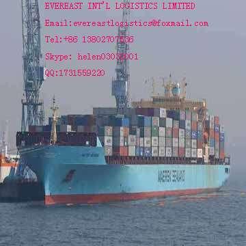 从中国海运集装箱货运到瓜达拉哈拉,墨西哥