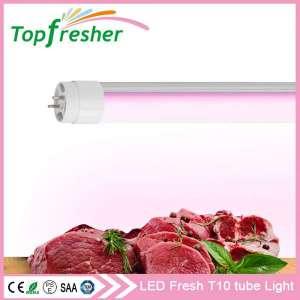 Led tube light for food display