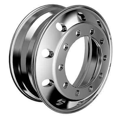 Diegowheels 22 5 7 5 Casting Low Pressure Aluminum Alloy Wheels