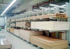New Cantilevered Shelves