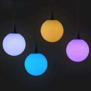 LED Waterproof Ceiling Ball Pixel Display