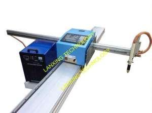 portable cnc profile gas/flame/plasma cutting machine