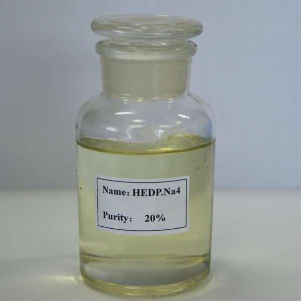 Tetra sodium of 1-Hydroxy Ethylidene-1,1-Diphosphonic Acid (HEDP•Na4)