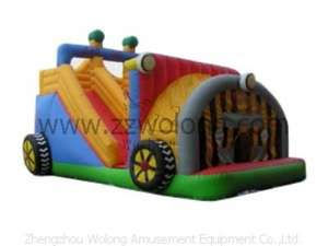 Inflatable Slide- Car Slide