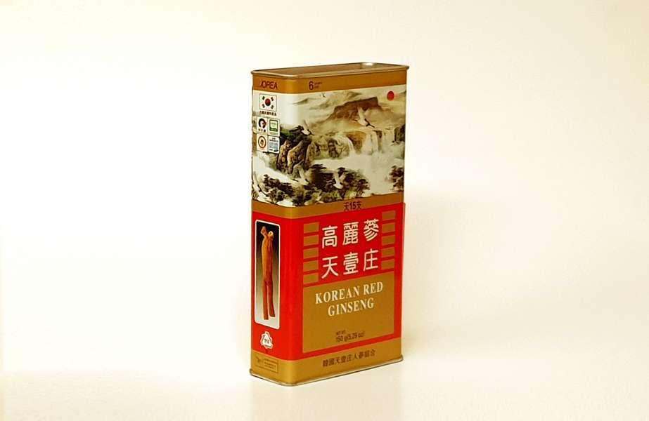 Korean Red Ginseng Tea Premium 50