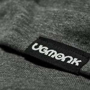 定制服装布织物锦缎编织标签
