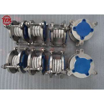 PTFE bellow expansion joint FB compensator Like
