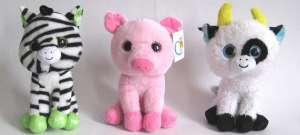 150183A-B plush toys