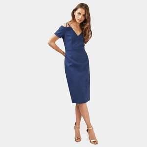 New Normal Frock Designs Women Clothing Official Career Dresses