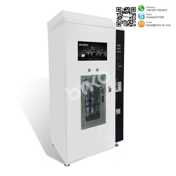 Vending Machine,water Treatment,water Vending Machine, Bill Coin Acceptance