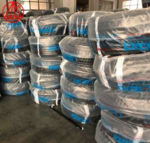 HDPE water supply pipe coil dn20-dn63