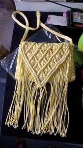 Macrame Handbag