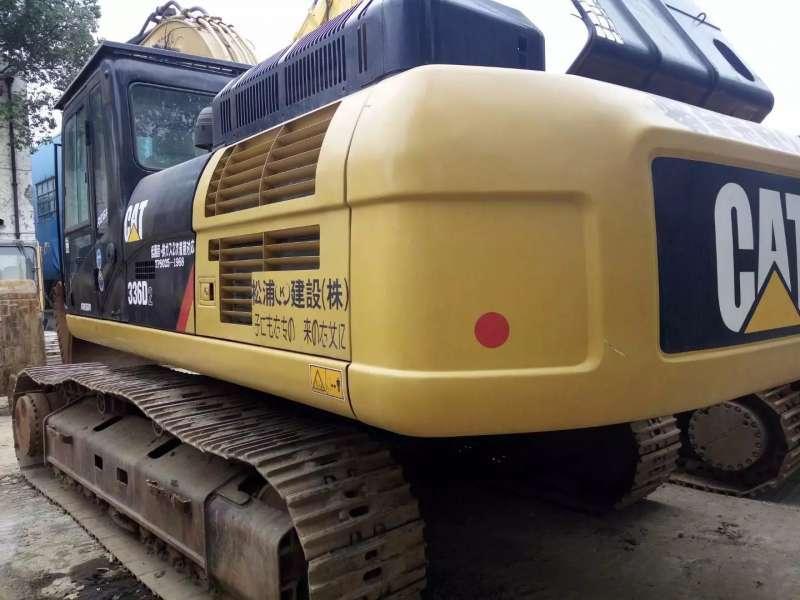 Used CAT 336D2 Hydraulic Crawler Excavator /Used CAT 336D2 326D2L Excavator for sale