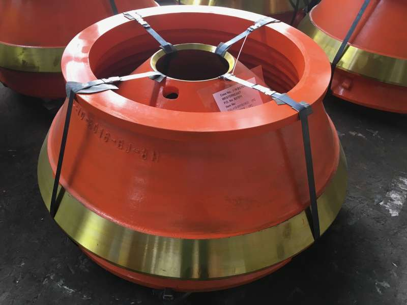 Alloy Mantle For Crusher ,cone Crusher, Stone/rock Crusher