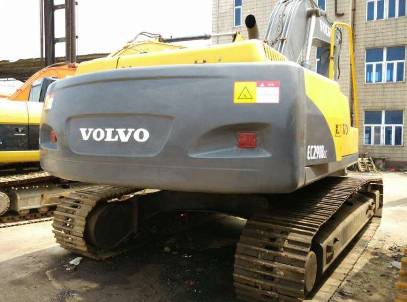 Used Volvo EC290BLC Excavator in good Condition