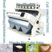 CCD rice color sorter machine, CEREAL color sorting machine