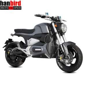 HBC 100kph Motocicleta Electrica M6 Mini Vehiculo Electrico