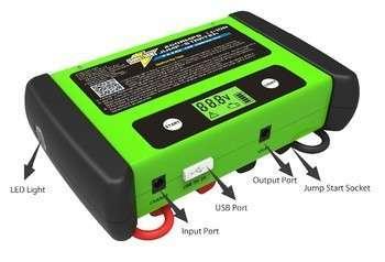 随车工具启动迷你启动6000mah急救工具汽车汽车启动用手电筒