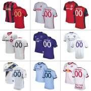 Wholesale Soccer Jerseys AC Milan Florence Inter Milan Rome Juventus Naples Football jersey