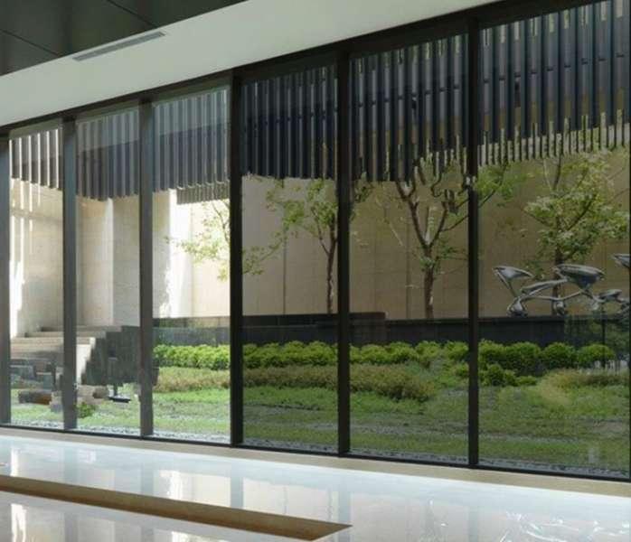 Mirror Solar Reflective Bright Window Film One Way Privacy Anti-UV Heat Sticker