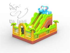 Inflatable Slide-Jungle slide