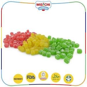 散装批发各种糖衣糖果酸甜糖果