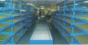 Warehouse Industrial Carton Flow Rack