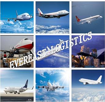 从中国到南非的航空货运竞争力