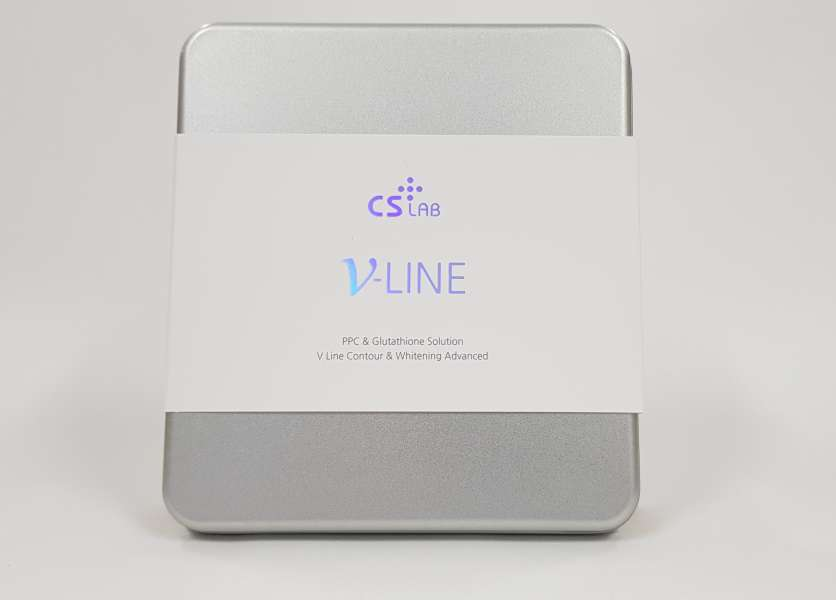 V-Line PPC + Glutathione Face Contour