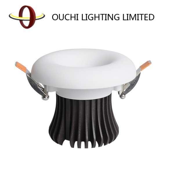Mushroom spot light housing for OEM factory
