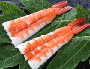 批发热销寿司、艾比虾、凡纳米价格