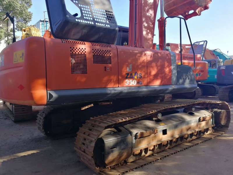 Origial Japan Used Hitachi ZX350H-3G Hydraulic Crawler Excavator for sale